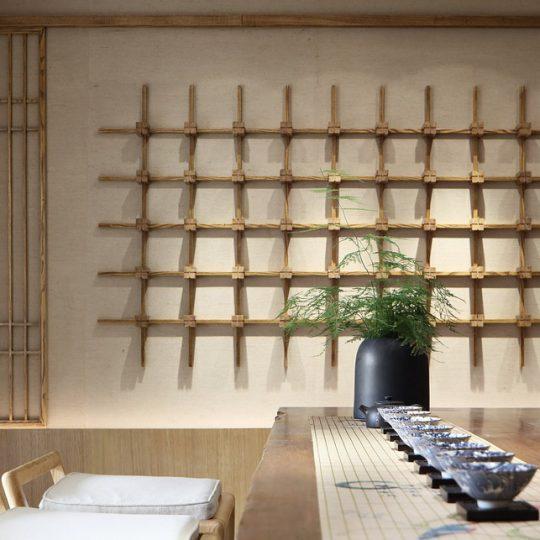 Japanese slaapkamer