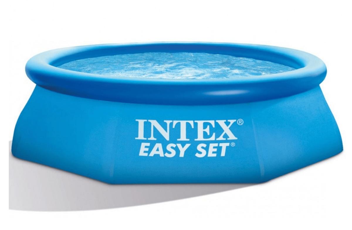Opblaasbare Intex zwembaden