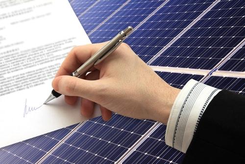energie contract