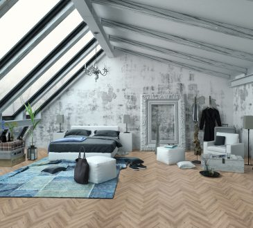 pvc vloeren trend slaapkamer