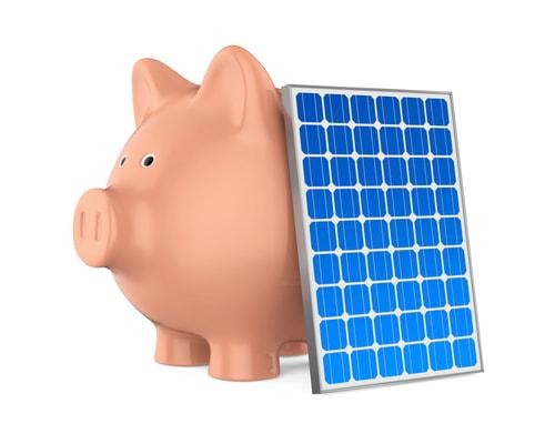 waarde zonnepanelen