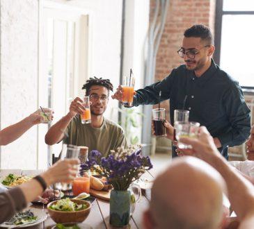 Gezellig eten met het hele gezin zo houd je het leuk aan tafel!