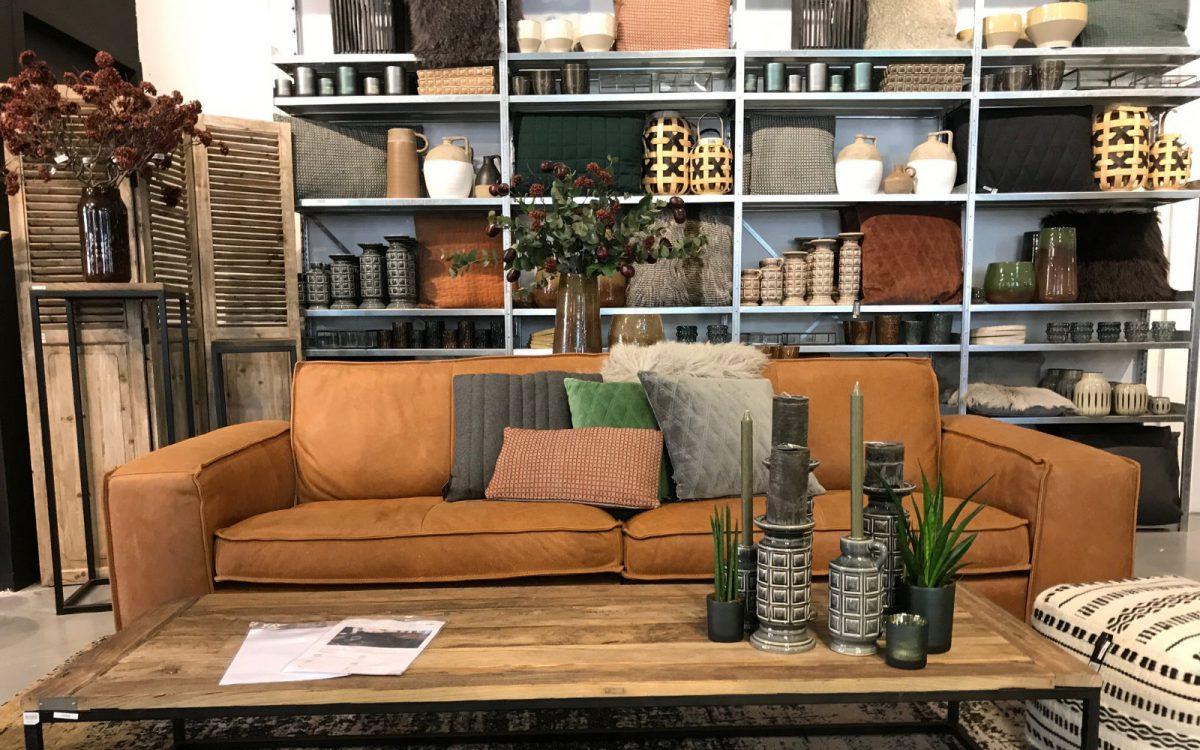 Nieuwe, trendy meubels