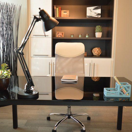 5 Tips voor een kantoor thuis