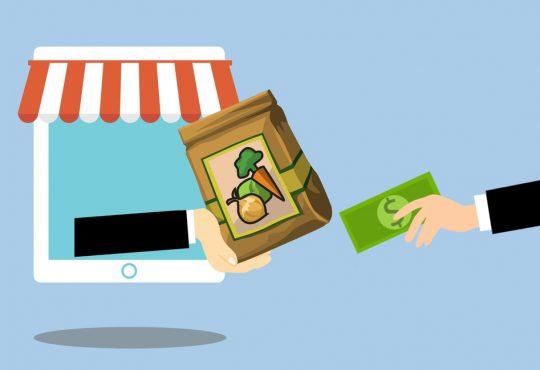 online boodschappen bestellen