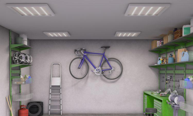 Hoe je je garage slim inricht