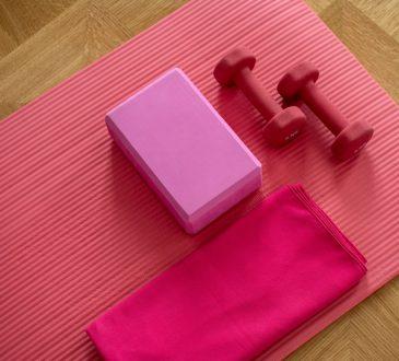 Creëer thuis uw eigen fitnessruimte