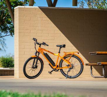 Wat te doen als je niet genoeg ruimte hebt om je e-bike te stallen?